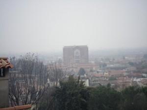 Duomo di Montebelluna da Santa Maria in colle