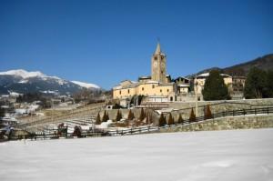 La chiesa di Saint-Christophe