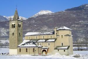 chiesa di fenis