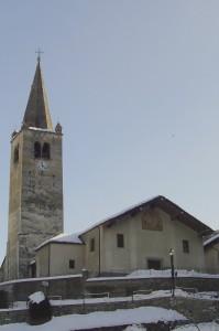 chiesa di frazione fossal