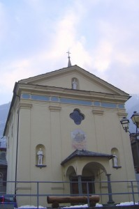 parrocchiale di issogne