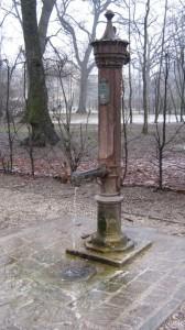 Dal 1886 al servizio nel parco