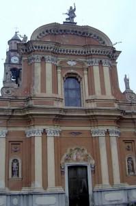 chiesa di cavaglio