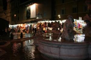 Natale in Piazza Navona