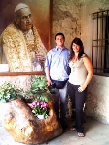Una giornata nella casa natale di Papa Giovanni XXIII