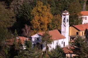 la chiesetta rosa