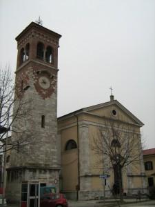 chiesa di fogliano  redipuglia