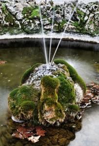 Spruzzo di Fontana