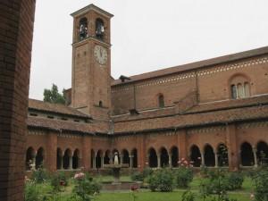 Abbazia di Chiaravalle a Milano