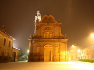 la chiesa di Ponteterra