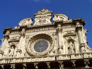 La basilica di Santa Croce: simbolo del barocco leccese