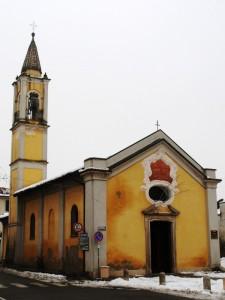 Chiesa Sussidiaria di S Rocco e S Michele