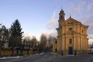 Sommariva del Bosco - Santuario della Beata Vergine di San Giovanni