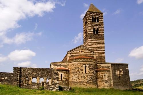 Codrongianos - Santissima Trinità di Saccargia