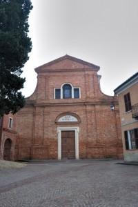 Chiesa di S. Nicolao in centro paese