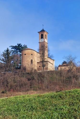 Montiglio Monferrato - Chiesa della frazione Colcavagno