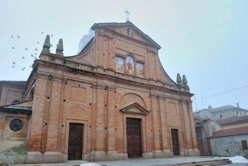 Mirabello Monferrato - La chiesa del paese