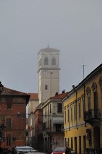 Il campanile del duomo