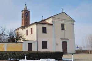 La chiesetta cimiteriale