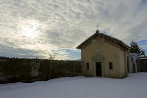 Lagnasco - Cappella San Gottardo.