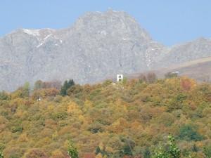 San Grato e il Monte Mucrone