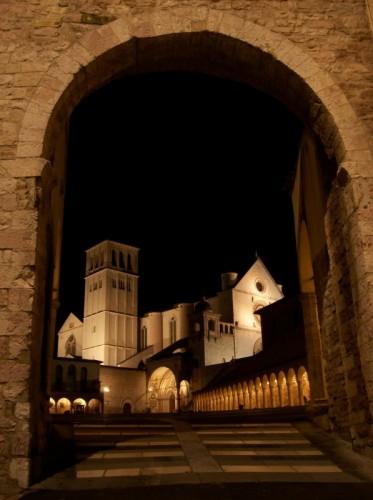 Assisi - NOTTURNO...