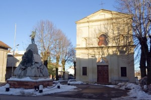 Pontestura  - Santuario della Beata Vergine delle Grazie