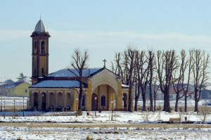 Ronsecco - Il Santuario della Madonna del Viriveri