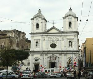 Chiesa di San Ciro nel giorno del Patrono