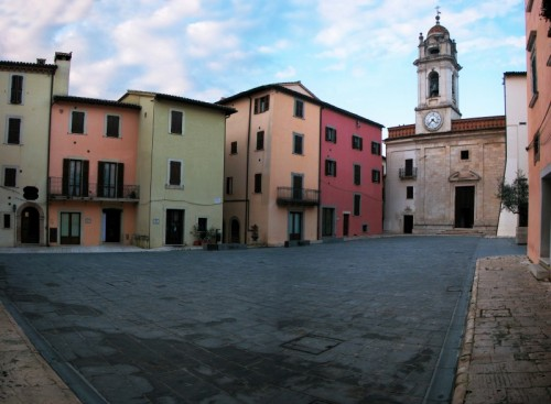 Massa Martana - San Felice e Piazza Umberto I
