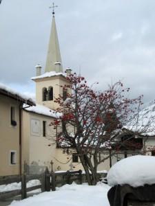 La Chiesa di Rhemes-Notre-Dame