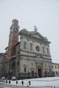 Chiesa Parrocchiale di Olgiate-sotto la neve-