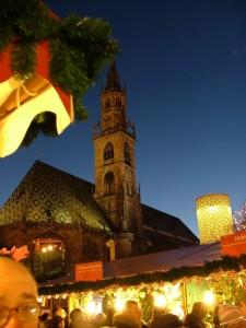Chiesa e mercatini