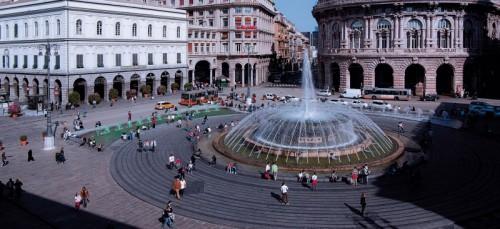 Genova -  Piazza De Ferrari