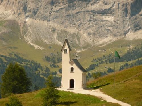 Selva di Val Gardena - Chiesetta del Passo Gardena