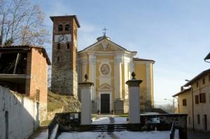 Colleretto Giacosa - Chiesa di santa Croce