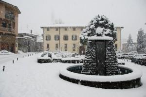 Fontana a Olgiate Comasco