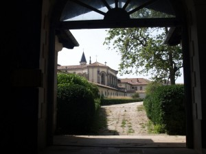 Dal buio verso la luce divina (La Certosa di Serra San Bruno)