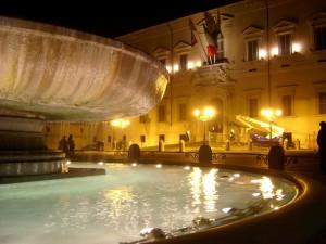 Roma - Fontana di Piazza del Quirinale