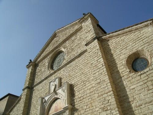 Rieti - Abbazia di Farfa chiesa