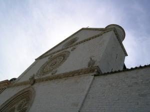 Basilica Superiore, Assisi
