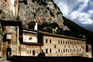 Il Monastero di San Benedetto.