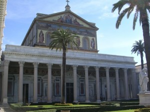 Roma - Basilica di S. Paolo fuori le mura