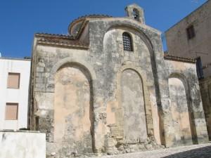 Chiesa bizantina 1