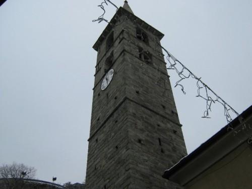Hône - il campanile solitario