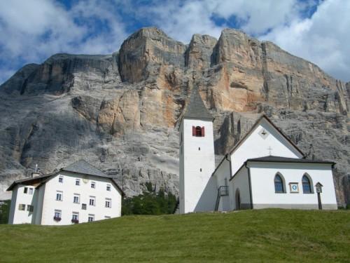 Badia - Chiesa Santuario della Croce