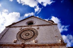 San Francesco e il cielo