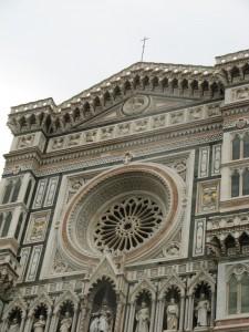 Particolare deI Duomo di Firenze