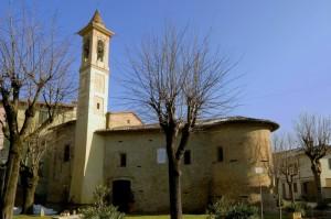 Casalnoceto - Chiesa di San Rocco