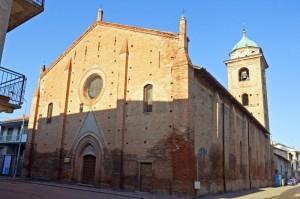 Pontecurone -  Collegiata di Santa Maria Assunta